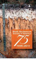 Sssa 75th anniversary soil science society of america for Soil science society of america