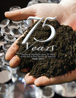 Soil Survey Horizons 75th Cover