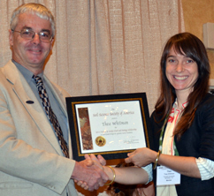 Soil Science Society of America Awards