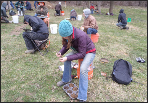 A look inside the world of soil judging soil science for Soil science society of america