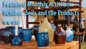 Soils and the Products We Use