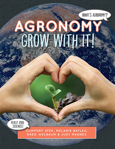 Agronomy Grow With It! book cover