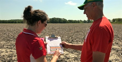 Farmer researchers reap more benefits than just increased