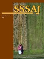 Soil Science Society of America Journal cover image