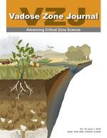 vadose zone journal cover