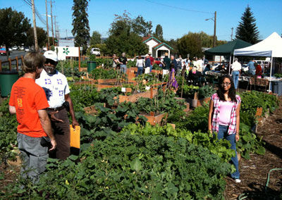 Community Gardens Soil Science Society of America