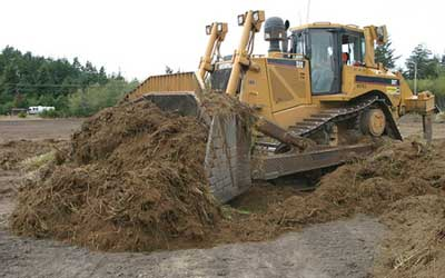 topsoil machine